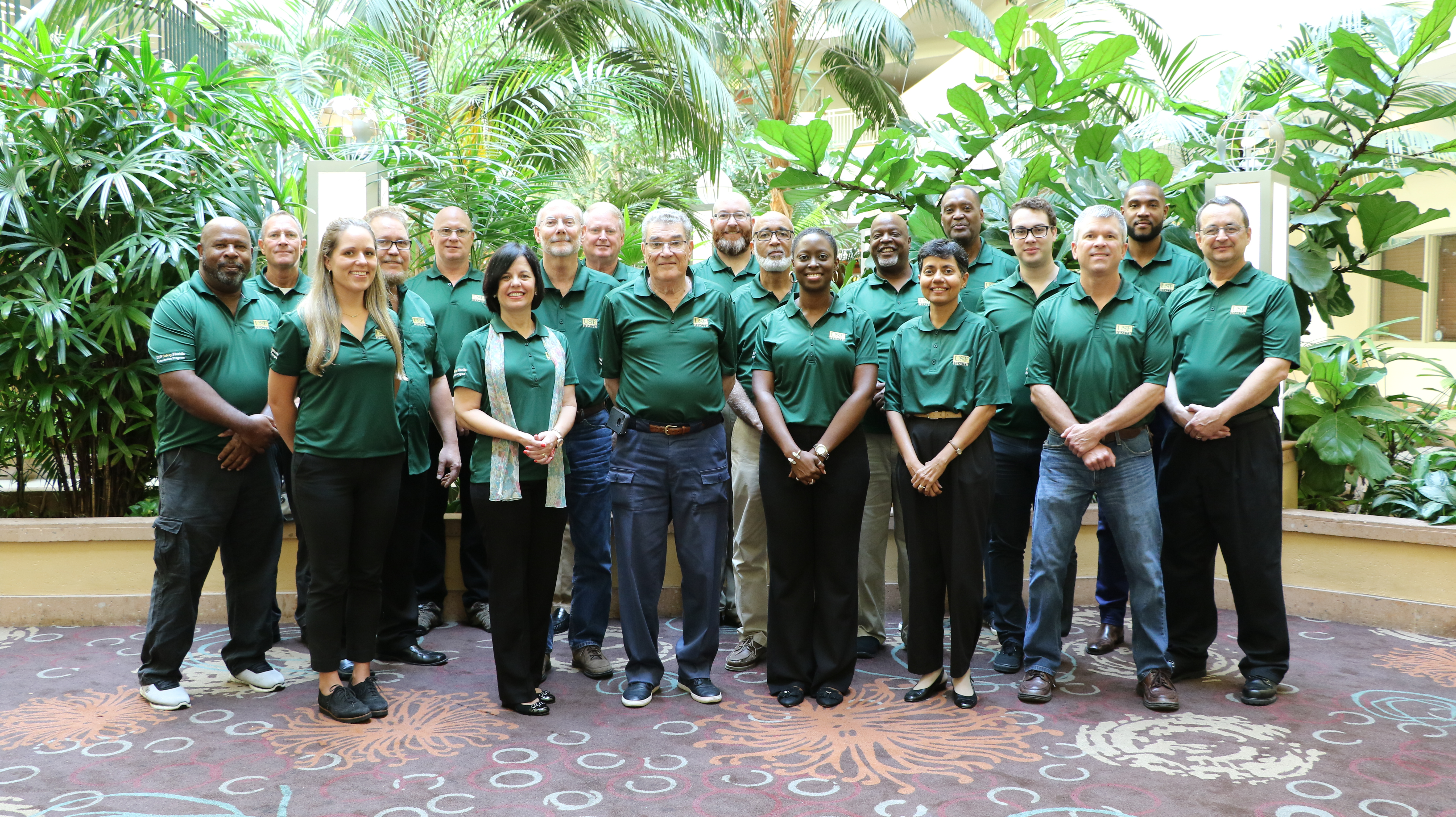 USF Consultation Program at the University of South Florida group photo